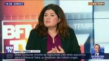 """Pour Raquel Garrido, Clémentine Autain """"était bien contente que Jean-Luc Mélenchon prenne des décisions unilatérales."""""""