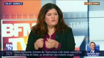 """Pour Raquel Garrido, les journalistes """"auraient intérêt"""" à refonder un """"corps déontologique"""""""