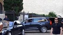 Barack Obama et sa famille à Avignon