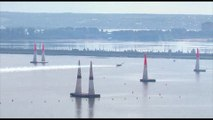 Highlights from Red Bull air race in Kazan