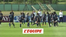 Périsset, Asseyi et Bilbault titulaires contre le Nigeria ? - Foot - Bleues
