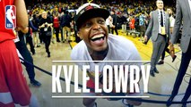 Best Plays from Kyle Lowry - 2019 NBA Finals
