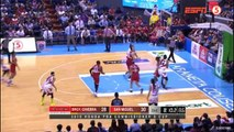 Ginebra vs San Miguel - 2nd Qtr June 16, 2019 - Eliminations 2019 PBA Commissioners Cup