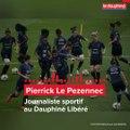 Pierrick Le Pezennec, journaliste sportif au Dauphiné Libéré et envoyé spécial en Bretagne