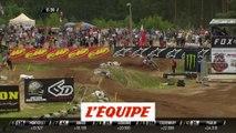Gajser remporte le GP de Lettonie - Motocross - MXGP