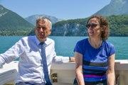 Annecy : Emmanuelle Wargon Ministre de la Transition écologique et solidaire