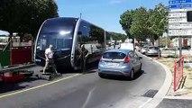 Un Trambus en panne lundi en plein centre de Bayonne