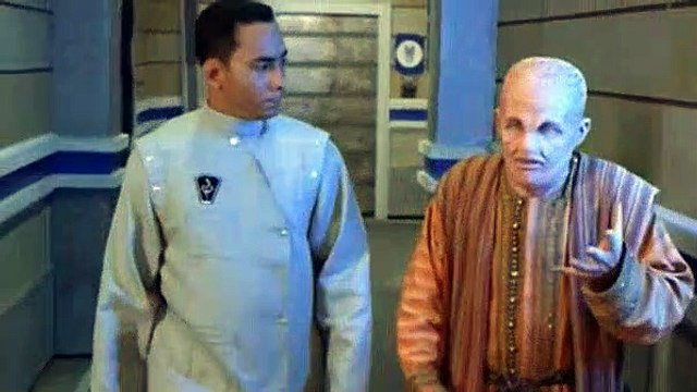 Babylon 5 Season 2 Episode 18 Confessions and Lamentations
