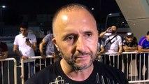 Belmadi, «Dellal est parti sans raison »