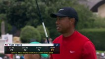 Woodland wins US Open by 3 strokes over Koepka, Woods finishes 11 back