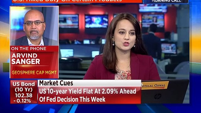 Indian markets are not very sensitive to trade issues, says Geosphere Capital Management