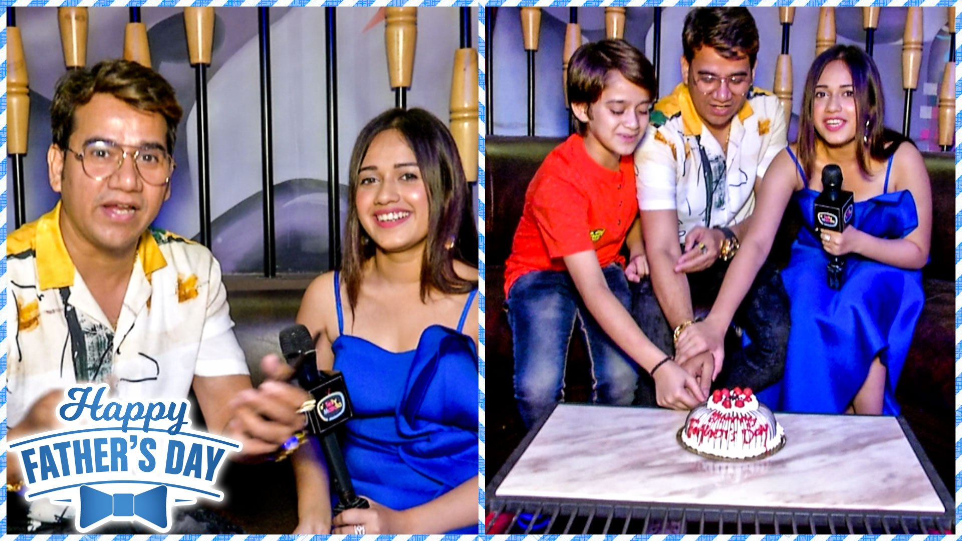 Jannat Zubair's SPECIAL SURPRISE For Her Dad On Father's Day   TellyMasala   EXCLUSIVE