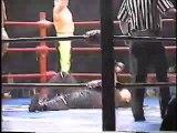 Scorpio Jr/Shocker/Bestia Salvaje vs Rey Misterio/Damian 666/Halloween (Tijuana 2001)