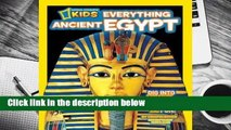 Full version  Everything Ancient Egypt (National Geographic Kids)  Review