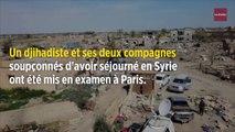 Un djihadiste et ses deux épouses expulsés de Turquie et mis en examen à Paris