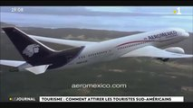 Transport aérien : Aeromexico fait son entrée...