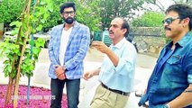 Rana Perfect Planning On Abour Suresh Productions(Telugu)