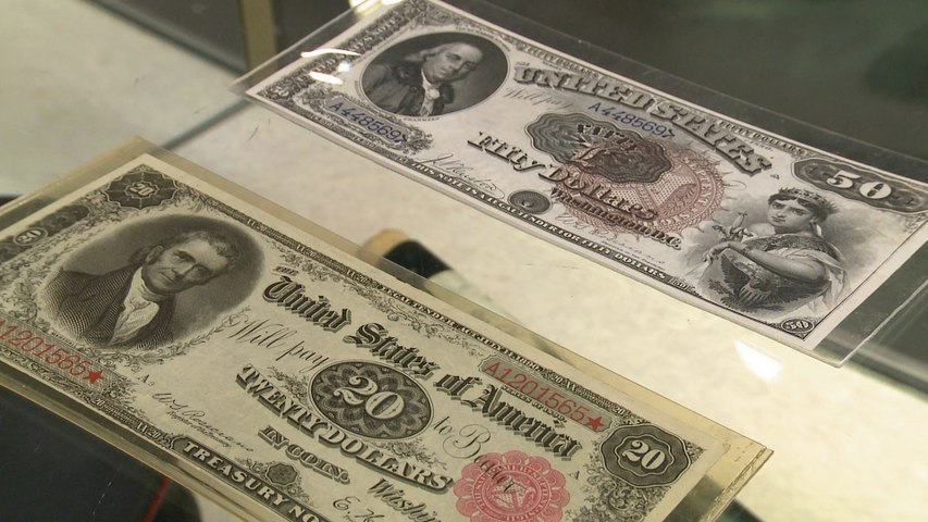 Pawn Stars: Owner Shocks Rick with Two Rare Legal Tender Notes