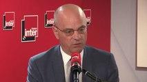 """Jean-Michel Blanquer, ministre de l'Éducation nationale : """"Ce que les professeurs doivent savoir, c'est que je suis leur premier défenseur"""""""