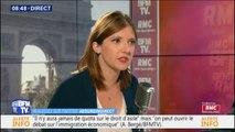 """Aurore Bergé: """"Il n'y aura pas de primaire"""" pour désigner le candidat LaRem pour la mairie de Paris"""