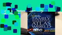 Full version  National Geographic Family Reference Atlas of the World Complete