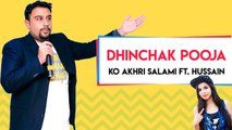 Dhinchak Pooja ko Aakhri Salam| Stand Up Comedy by Inder Sahani | Comedy Munch