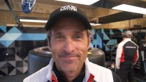 The first six hours of the 24 Hours of Le Mans with Patrick Dempsey