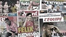 La déclaration choc de Paul Pogba fait réagir l'Europe, João Félix va quitter Benfica cet été