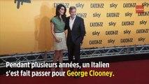 Thaïlande : arrêté pour avoir usurpé l'identité de George Clooney