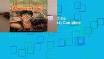 Full E-book  Harry Potter and the Goblet of Fire (Harry Potter, #4) Complete