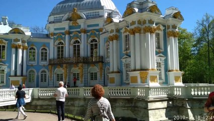 Tour of Pushkin with Catherine Palace and Amber Room - St Petersburg, Russia Holidays