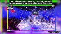 Les terriens du samedi : Laurent Baffie très ému pour la dernière de l'émission