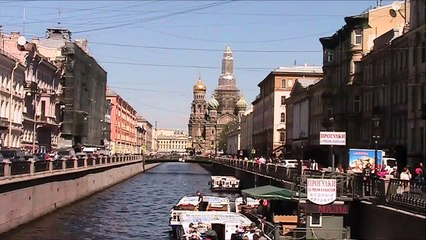 Visitors' Guide to St Petersburg, Russia Holidays
