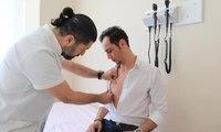 Tartıştığı kişi ısırınca kuduz aşısı yapıldı