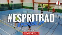 #Espritbad - épisode 24 - le badminton en entreprise