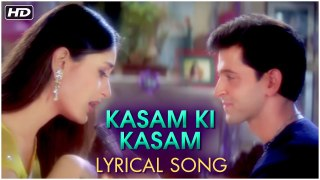 Kasam Ki Kasam   Lyrical Song   Main Prem Ki Diwani Hoon   Kareena Kapoor, Hrithik Roshan, Abhishek