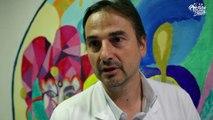 Hugo Lloris à la rencontre des enfants de lhôpital Lenval Equipe de France I FFF 2019