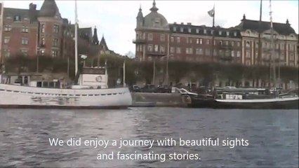 Stockholm Cruise of its Archipelago and Water Ways - Sweden Holidays
