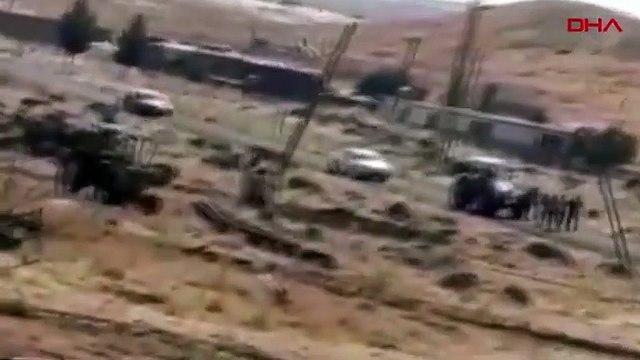 Siverek'te 4 kişinin öldüğü çatışma anı ortaya çıktı!