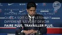 Coup de pression de Nasser Al Khelaïfi : comment les choses sont en train de changer au PSG