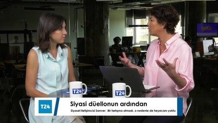 Siyaset iletişimcisi Sanver: İmamoğlu eşitlik ve adalet derken içki meselesini yasaklar üzerinden açıklamamalıydı