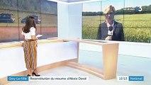 Meurtre d'Alexia Daval : Jonathann Daval a-t-il coopéré lors de la reconstitution ?