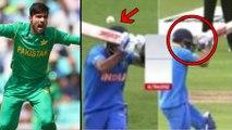 ICC Cricket World Cup 2019 : Kohli Trolled For Walking Without Edging Of Amir During IND V PAK