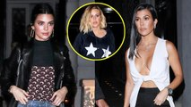 Kendall & Kourtney Get Into A Wild Fight After Khloe's Involvement!
