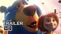 WONDER PARK Official Trailer -2 (2019) Mila Kunis, Jennifer Garner Animated Movie HD