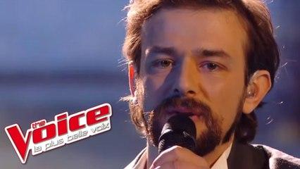 William Sheller - Un homme heureux | Clément Verzi | The Voice France 2016 | Finale