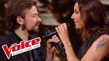 Zazie et Clément Verzi – J'envoie valser   The Voice France 2016   Finale
