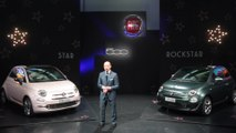 New range of Fiat 500 for the first time the FCA Style Center opens the doors of its atelier