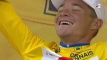 100 ans du maillot jaune : Thomas Voeckler
