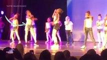 So cool schwingt Beyoncés Tochter das Tanzbein